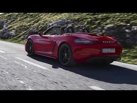 The new Porsche 718 GTS models - Tailored for design and sportiness