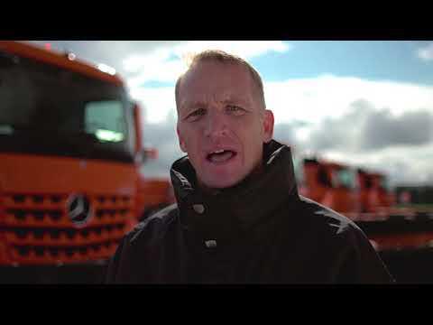 Mercedes Benz Remote Truck Pferdsfeld - Interviews
