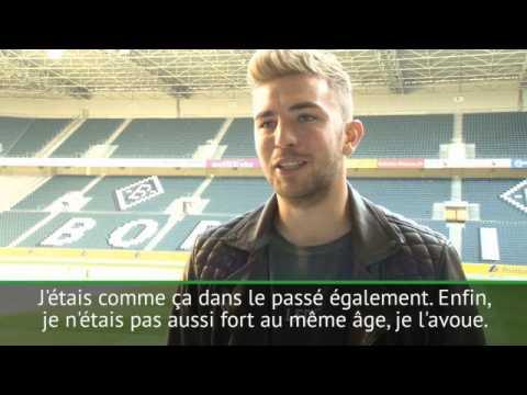 """Borussia M'gladbach - Kramer : """"Au même âge, je n'étais pas aussi fort que Cuisance"""""""
