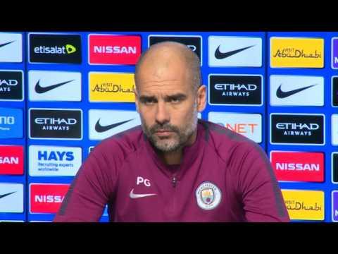 """Premier League - Guardiola: """"Agüero est prêt"""""""