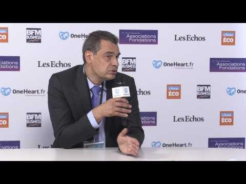 Christian SERPAUD, Associé en charge du secteur associatif, In Extenso Ile-de-France