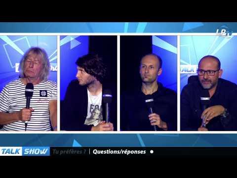 Talk Show du 20/10, partie 7 : questions / réponses