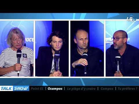 Talk Show du 20/10, partie 3 : Ocampos