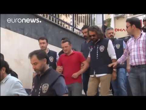 Turquie : 110 salariés d'une entreprise arrêtés