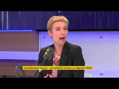 """Harcèlement : """"Nous vivons une période tout à fait décisive"""" Clémentine Autain"""