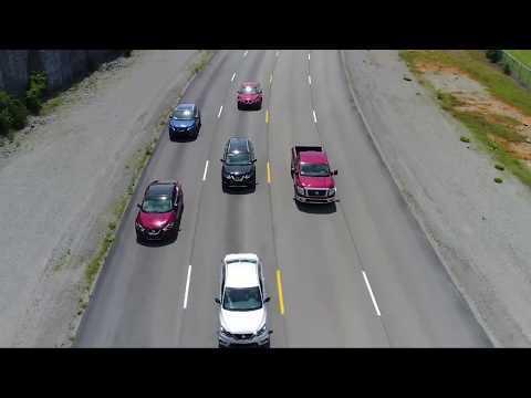 Nissan ProPILOT Assist technology