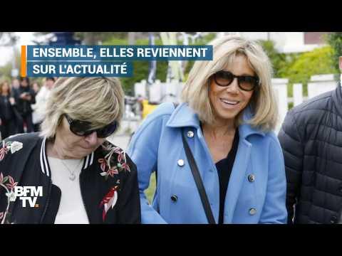 """Elle est dans l'ombre de la communication des Macron. Qui est vraiment """"Mimi"""" Marchand?"""