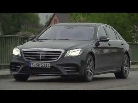 The Insight Classic - The Tradition of the Mercedes-Benz S-Class