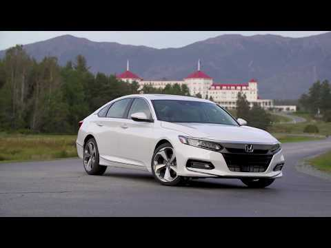 2018 Honda Accord 1.5T Touring Preview