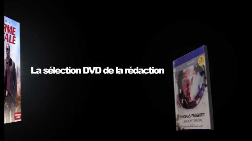 La sélection DVD de la rédaction - Émission 171