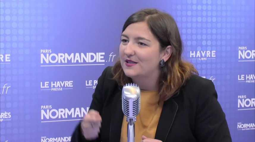 Laura Slimani, ex-présidente des jeunes socialites claque la porte