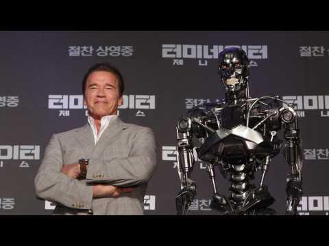 Arnold Schwarzenegger Talks Next 'Terminator' Movie