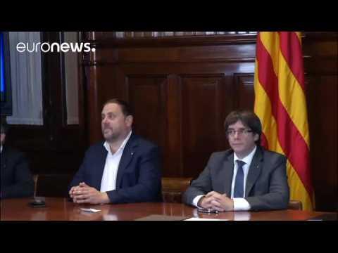 Carlos Puigdemont pourrait se rendre au Sénat espagnol