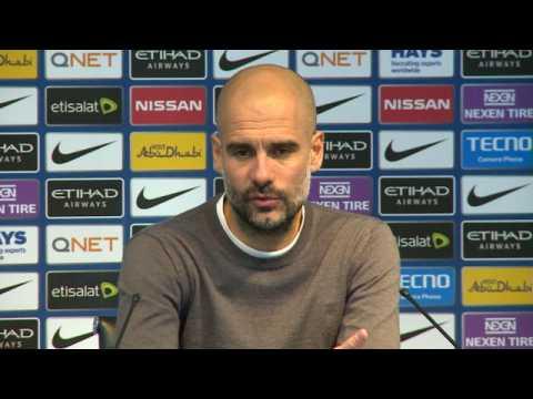 9e j. - J. Guardiola : ''En étant confiants, on peut gagner encore et encore''