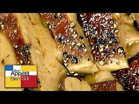 [Recette] Foie Gras de Canard En Cocotte Aux Raisins - Chef Dutournier