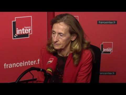 """Nicole Belloubet : """"De retour en France, ceux qui sont allé sur des territoires de combat, elles seront judiciarisées"""""""