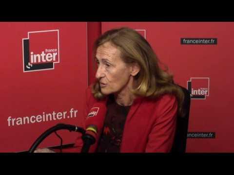 """Nicole Belloubet sur le #balancetonporc: """"Je suis impressionnée par la puissance de ce mouvement"""""""