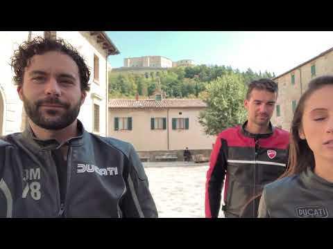 Ducati Monster 821 Clip