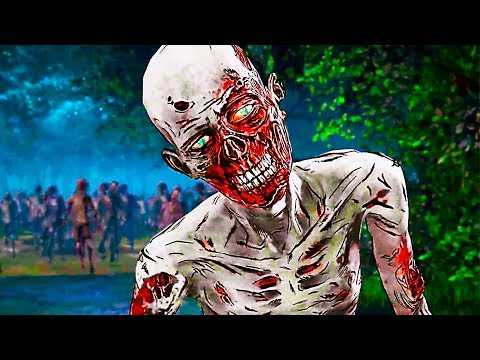 THE WALKING DEAD Collection Remastered Trailer (2017) PS4 / Xbox One / PC - Telltale