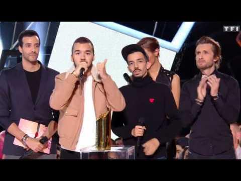 NMA : BigFlo et Oli élu duo francophone de l'année, leur rap de remerciement (vidéo)
