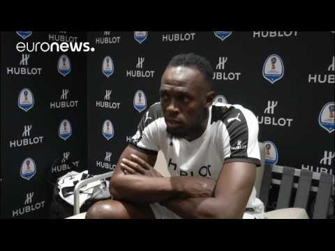 Usain Bolt seeks new challenge in football