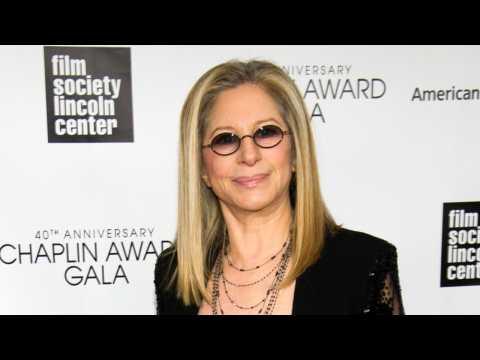 Barbra Streisand Reveals She Had Her Dog Cloned
