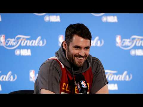 Kevin Love Talks Panic Attack During NBA Game in November
