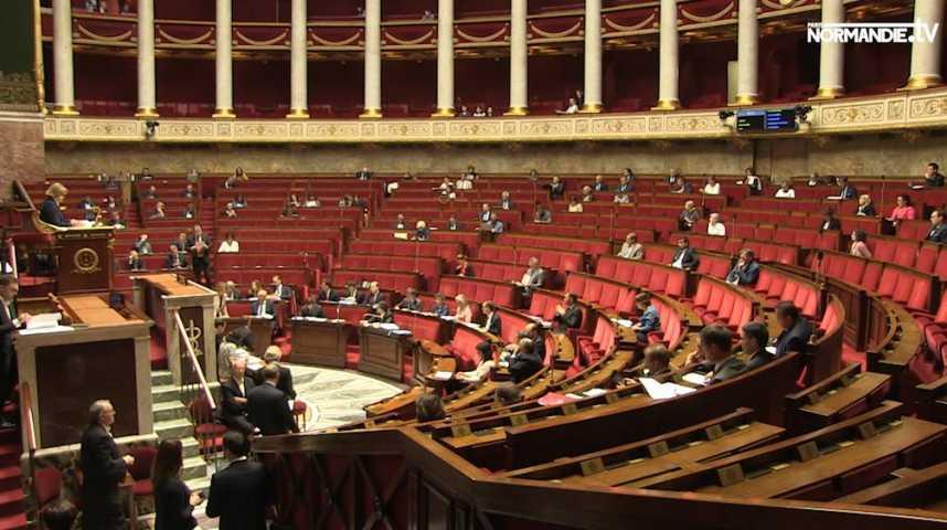 Les députés normands sur les bancs de l'Assemblée