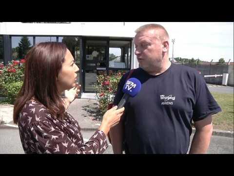 Deux mois après l'élection présidentielle, que deviennent les salariés de Whirlpool Amiens?