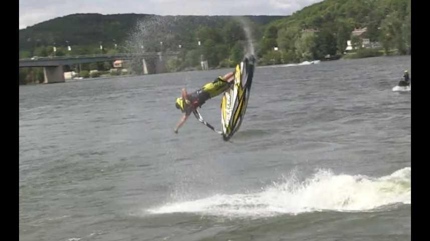L'envol des jet-skis à Vernon !