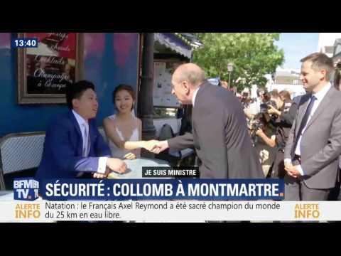 Le gros malaise avec Gérard Collomb - ZAPPING ACTU DU 24/07/2017