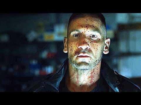MARVEL'S THE PUNISHER Bande Annonce VOST ★ Jon Bernthal (Série Netflix - 2017)