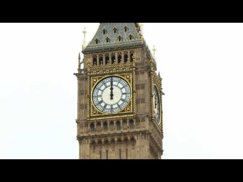 Big Ben's last bongs ring out before four-year repairs