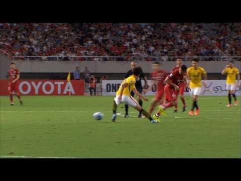 LdC AFC - Hulk mène Shanghai vers la victoire