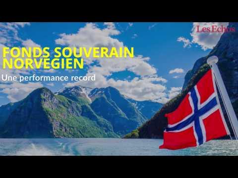 Le fonds souverain norvégien affiche une performance record