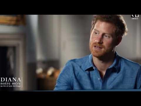 Lady Diana : Le prince Harry hanté par son dernier appel, il raconte (vidéo)