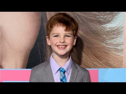 Parsons Says 'Young Sheldon' Actor Is 'Inspirational to Watch'