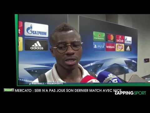 Zap sport 24 août - Seri n'a pas joué son dernier match