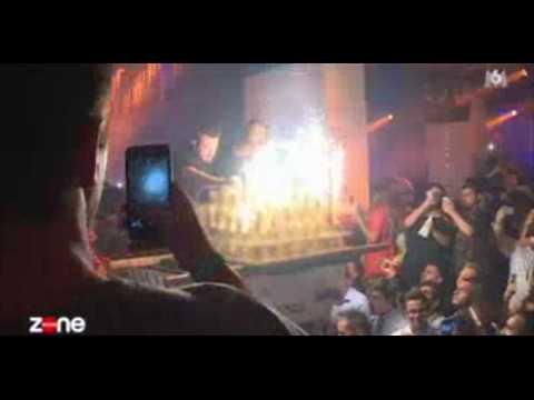 Des Saoudiens dépensent 40.000 euros de champagne dans une boîte de nuit de Cannes (vidéo)