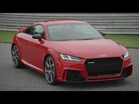 2018 Audi TT RS Design