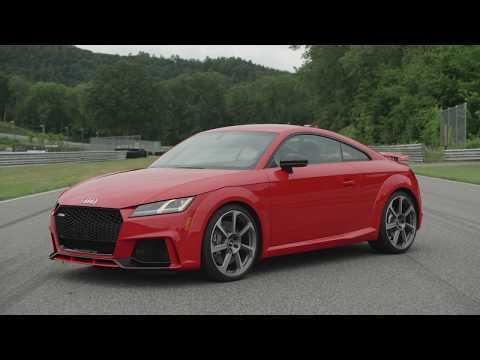 2018 Audi TT RS Exterior Design
