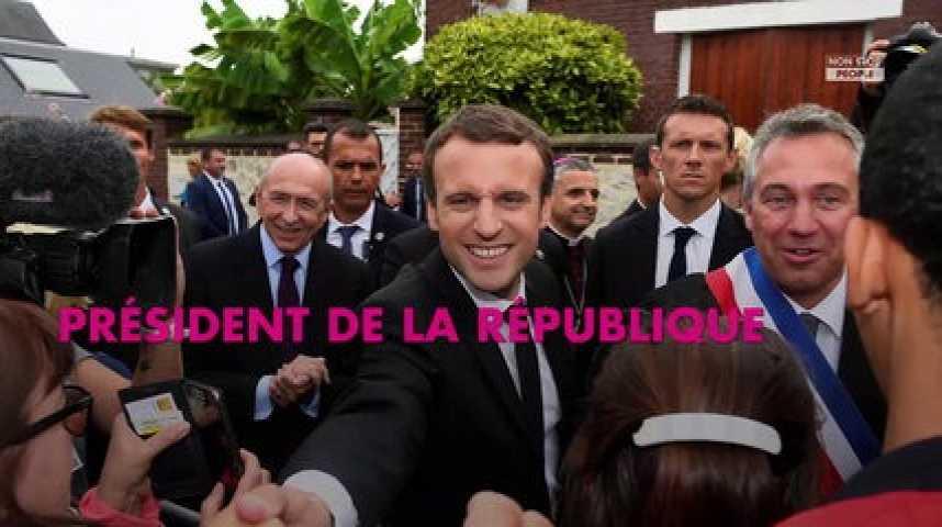 Rihanna et Emmanuel Macron morts de rire à l'Elysée, la photo buzz !