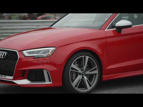 2018 Audi RS3 Exterior Design