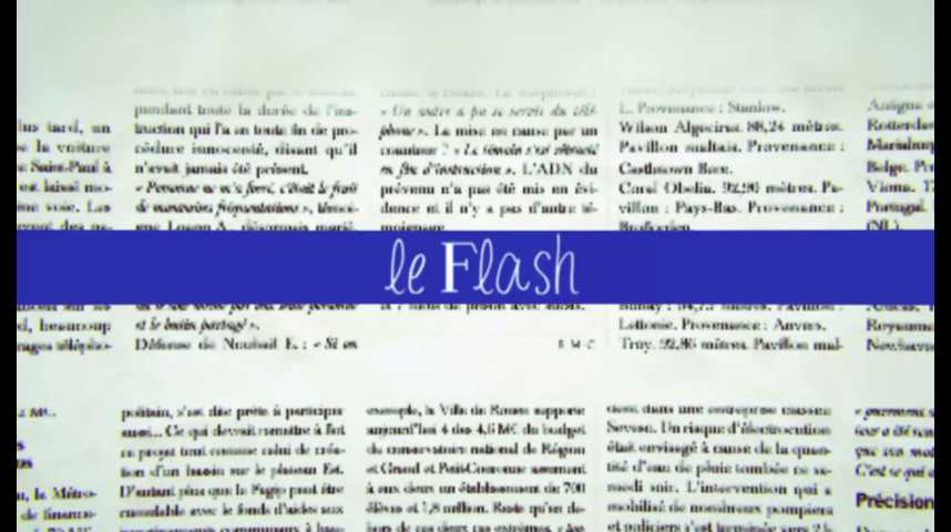 Le Flash du 17 août