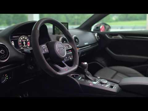 2018 Audi RS3 Interior Design
