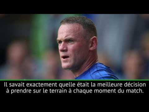 Everton - Koeman salue l'influence de Rooney