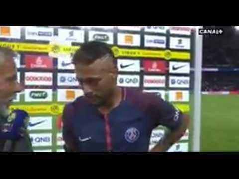 Neymar : L'interview folle de Laurent Paganelli à la fin de PSG-Toulouse (vidéo)