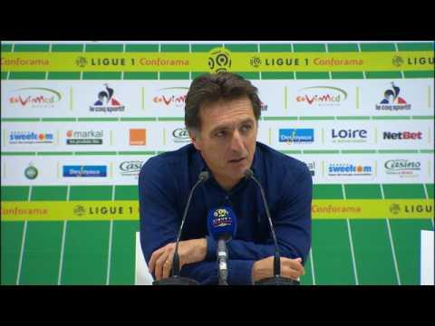 """3e j. - Pelissier : """"Montrer qu'Amiens a le niveau"""""""