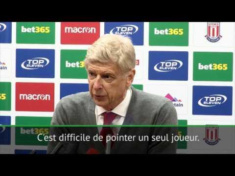 2e j. - Wenger : ''Ozil s'est battu''