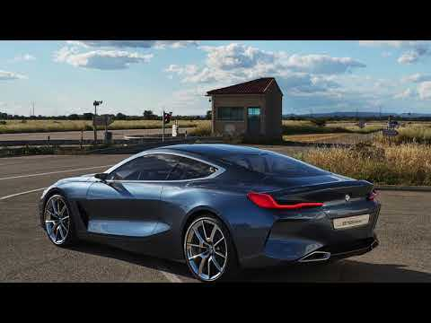 The BMW Concept 8 Series Design Preview